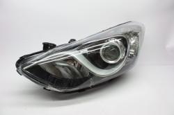 Farol Esquerdo Hyundai I30 12-