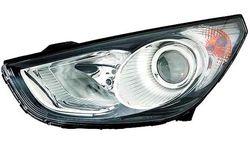 Farol Esquerdo Hyundai Ix35 10-