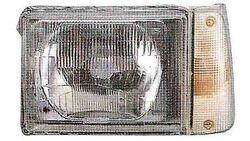 Farol Esquerdo Manual Fiat Panda 86-03