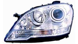 Farol Esquerdo Mercedes W164 M Class 08-11