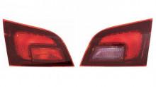 Farolim Esquerdo Mala Opel Astra J SW 10-16 Fumado