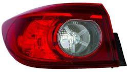 Farolim Esquerdo Mazda 3 Sedan 4P 13- Exterior