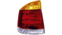 Farolim Esquerdo Opel Vectra C 4 / 5P 02-05 Laranja-Vermelho