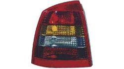 Farolim Tras Esquerdo Fumado Opel Astra G 4P 98-04