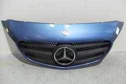 Grelha Para Choques Mercedes Citan Combi (415) 12 - Azul Claro