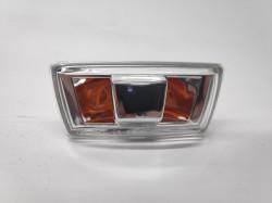 Pisca Guarda-Lamas Esquerdo Transparente Opel Astra H 04-07