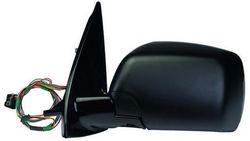 Espelho Esquerdo Eletrico Azul Bmw X5 01-06