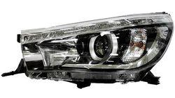 Farol Direito Led Toyota Hilux 15-