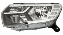 Farol Esquerdo Dacia Sandero II 17-