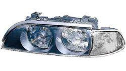 Farol Esquerdo Eletrico Bmw S-5 E39 95-00