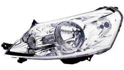 Farol Esquerdo Eletrico Fiat Scudo 07-16