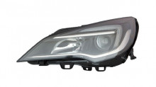 Farol Esquerdo Opel Astra K 15-