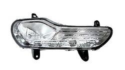 Farol NEvoeiro Direito Transparente Ford Kuga II 13-17