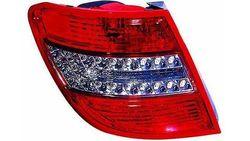 Farolim Esquerdo Led Mercedes W204 C Class Wagon 07-10