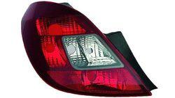 Farolim Esquerdo Opel Corsa D 5P 06-11 Escuro