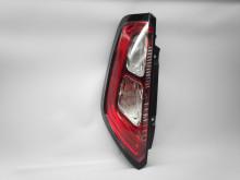 Farolim Esquerdo Tras Led Fiat Punto Evo 09- Quadrado Vermelho