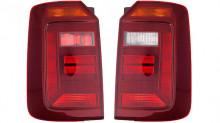Farolim Esquerdo VW Caddy 1P 15- Fumado