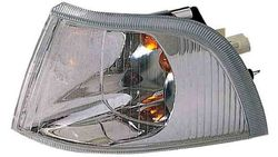 Pisca Esquerdo Volvo S40 / V40 95-00 Transparente