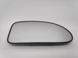 Vidro Espelho Direito Ford Focus 98-04 Convexo Termico Suporte Redondo