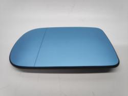 Vidro Espelho Esquerdo Azul Bmw E38 E39 96-03 Asferico Termico