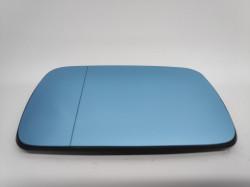 Vidro Espelho Esquerdo Azul Bmw S-3 E46 4P 98-05