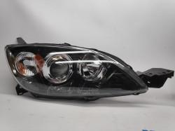 Farol Direito Mazda 3 Hatchback 5P 03-09