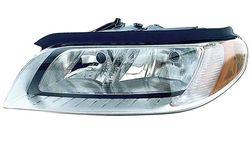 Farol Direito Volvo S80 06-12 Cromado