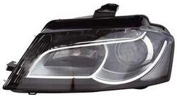 Farol Esquerdo Audi A3 3P 09-12 Xenon