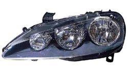 Farol Esquerdo Eletrico Alfa Romeo 147 04-10