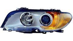 Farol Esquerdo Eletrico Bmw S-3 E46 Coupe / Cabrio 03-06 Xenon + H7