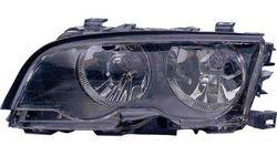 Farol Esquerdo Eletrico Bmw S-3 E46 Coupe / Cabrio 99-01
