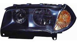 Farol Esquerdo Eletrico Bmw X3 E83 03-06 Pisca Laranja