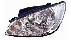 Farol Esquerdo Eletrico Hyundai Getz 05-