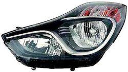 Farol Esquerdo Eletrico Hyundai Ix20 11-