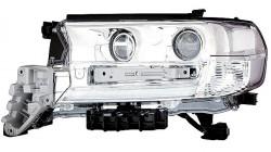 Farol Esquerdo Full Led Toyota Land Cruiser Fj200 | 16-
