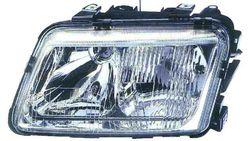 Farol Esquerdo Manual C/ Nevoeiro / Eletrico Audi A3 96-00