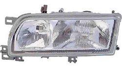 Farol Esquerdo Manual C/ Nevoeiro Nissan Primera P10 90-96
