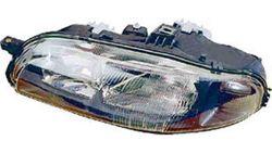 Farol Esquerdo Manual Fiat Bravo / Brava 95-01