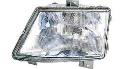 Farol Esquerdo Manual Mercedes Vito 96-03 / V Class 96-03