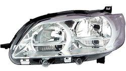 Farol Esquerdo Manual Peugeot 301 13-