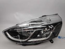 Farol Esquerdo Renault Clio IV 12-16 Fundo Preto