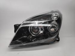 Farol Esquerdo Xenon Opel Astra H 04-11