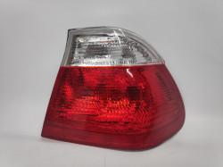 Farolim Direito Bmw S-3 E46 4P 98-01 Branco-Vermelho