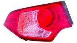 Farolim Direito Rosa Honda Accord Sedan 4P 11-