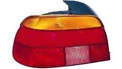 Farolim Esquerdo Bmw S-5 E39 Berlina 95-00 Laranja-Vermelho