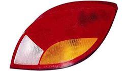 Farolim Esquerdo S/ Porta-Lampadas Laranja-Vermelho Ford Ka 96-08
