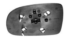 Vidro Espelho Direito Opel Corsa C 00-06 Manual Convexo Termico