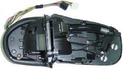 Corpo Espelho Direito Mercedes W203 C 04-07 Rebativel