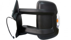 Espelho Esquerdo Electrico C/ Pisca Laranja Sonda Longo 10 PinosPeugeotBoxer | 06-