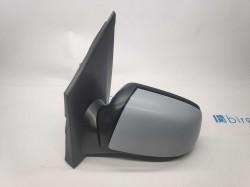 Espelho Esquerdo Eletrico Asferico Termico P/ Pintar Ford Fiesta 05-08